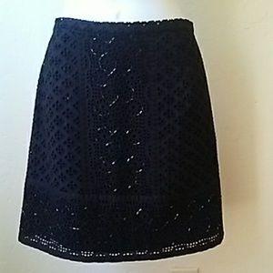 Plenty by Tracy Reese Bohemian Mini Skirt